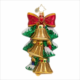 A Chime in Time Radko  Ornament