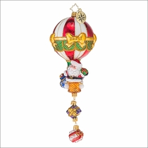 (SOLD OUT) Air Drop! Radko Christmas Ornament