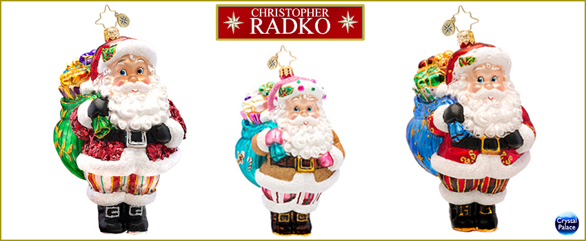 Designer for a Day   Radko Ornaments