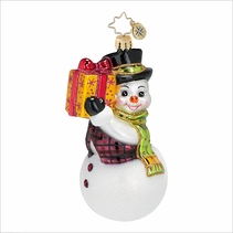 Look What I Got!  Radko Ornament