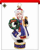 Nutcracker  Radko Ornaments