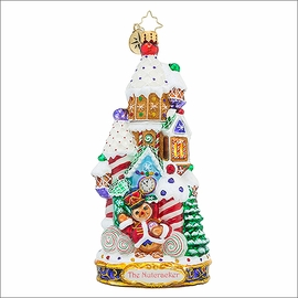 (SOLD OUT) The Land of Sweets Radko Christmas Ornament