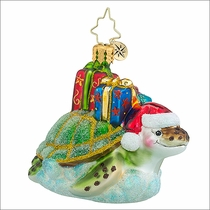 (SOLD OUT)  Under the Sea Gem Radko Christmas Ornament