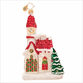 (SOLD OUT) Country Prayers Radko   Ornament