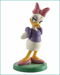 "( Sold Out ) Daisy Duck: ""What A Girl"""