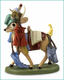 (SOLD OUT) Deer with Laundry Spring Cleaning
