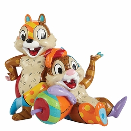 Disney Chip and Dale by Britto