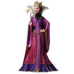 Disney Masquerade Snow White Evil Queen Couture de Force Figurine by Enesco