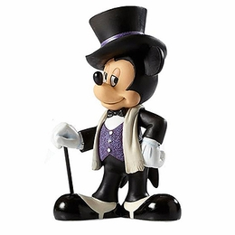 Disney Mickey Mouse Figurine Couture de Force by Enesco