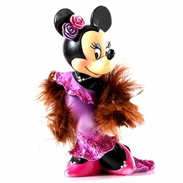 Disney Minnie Mouse Figurine Couture de Force by Enesco