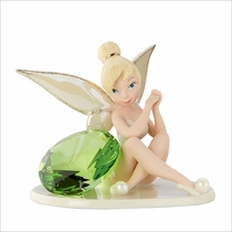 Disney's Tink's Glittery August Gift Figurine by Lenox