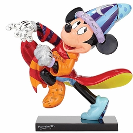 Disney Sorcerer Mickey by Britto