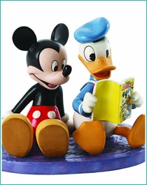 (SOLD OUT) Donald And Mickey Comic Book Companions