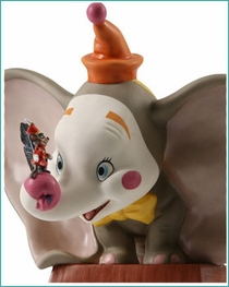 (SOLD OUT) Dumbo Clown Face with Timothy
