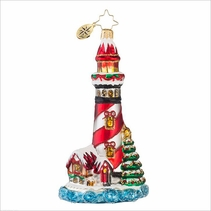 (SOLD OUT) Festive Beacon Radko Ornament