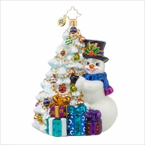 (SOLD OUT) Final Touch Radko Ornament