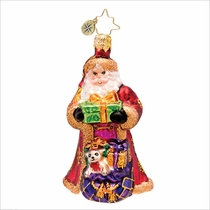 From Russia with Love Gem Radko  Ornament