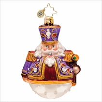 (SOLD OUT) Gem of a Cracker Radko   Ornament