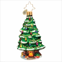Home Spruce Home Gem Radko  Ornament