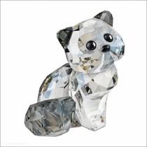 (SOLD OUT) Swarovski House of Cats - Alexander