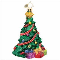 (SOLD OUT) Jolly Tree Trim Radko Ornament
