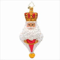 (SOLD OUT) King Kringle  Radko  Christmas Ornament