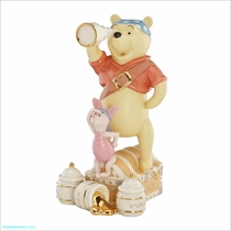 Lenox Classics Disney: Pooh & Piglet's Pirate Adventure