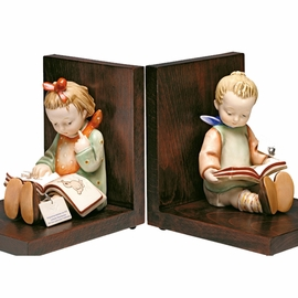 M.I.Hummel Bookworm Collector Set
