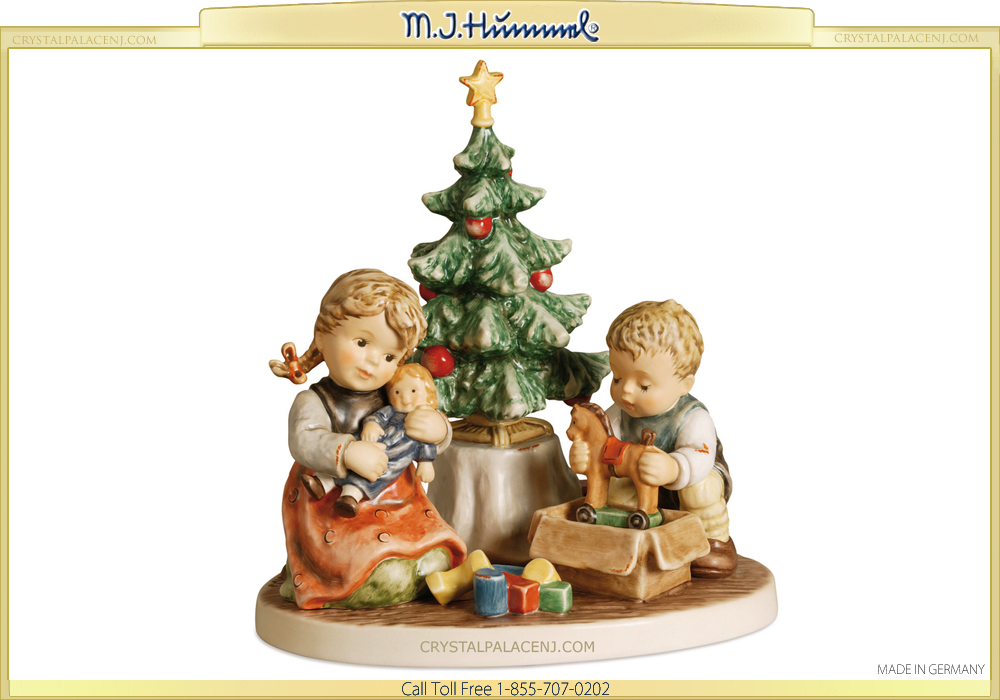 M.I. Hummel Christmas Morning Figurine