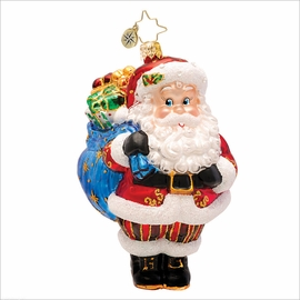 (SOLD OUT) Merry Mara  Radko  Christmas Ornament