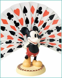 (SOLD OUT) Mickey (with Playing Cards)