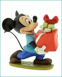 (SOLD OUT) Mickey with Presents
