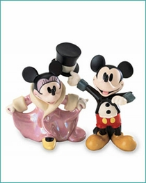 ( Sold Out ) Mickeys Gala Premier Mickey And Minnie Mouse