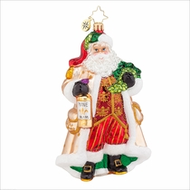 (SOLD OUT) Off the Vine Blanc Radko Ornament