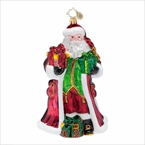 (SOLD OUT) Regal Treasures Radko  Ornament