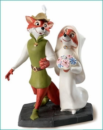 (SOLD OUT) Robin Hood and Maid Marian