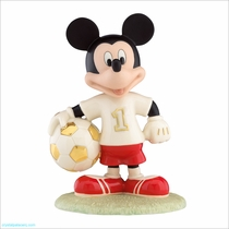 Lenox Soccer Star Mickey Mouse
