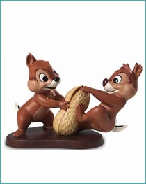 ( Sold Out ) Chip and Dale  Determined Duo