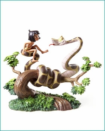 (SOLD OUT)Kaa and Mowgli