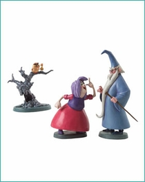 (Sold Out) MERLIN ARCHIMEDES AND WART