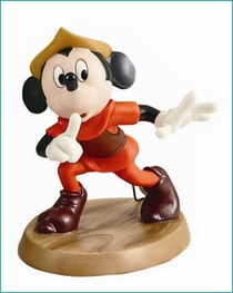 (Sold Out) Mickey and the Beanstalk : shhh! : mickey Mouse