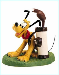 (Sold Out) Pluto A Golfer's Best Friend