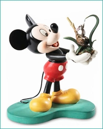 ( Sold Out )  Mickey (with Field Mouse)