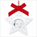 (SOLD OUT)RETIRED  Baby's First Christmas Ornament, Annual Edition 2014