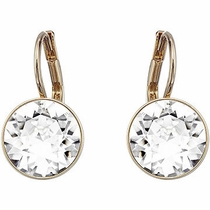 Swarovski Bella Crystal Mini Pierced Earrings