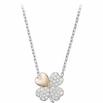 Swarovski Better Clover Necklace