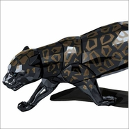 NEW 2014 Swarovski Black Jaguar