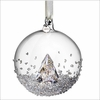 Swarovski Christmas Ball Ornament, Annual Edition 2013
