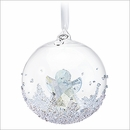SOLD OUT Swarovski Christmas Ball Ornament AE 2015