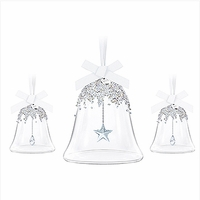Christmas Bell Ornament Set 2016